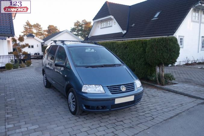 voitures volkswagen sharan 1 9tdi 7 places haut de france nord 123jannonce. Black Bedroom Furniture Sets. Home Design Ideas